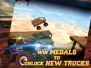 Monster Truck Trials Screenshot and Hint 3