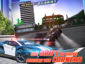 Police Supercars Racing Recharged Screenshot and Hint 2