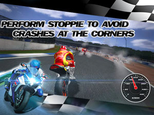 Super Bikes Race Screenshot and Hint 3