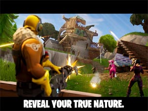 Fortnite Screenshot and Hint 1