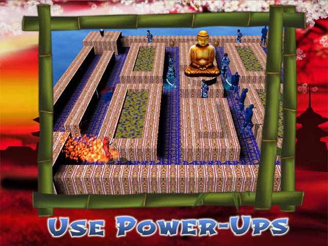 Last Samurai Screenshot and Hint 2. Use Power-ups!
