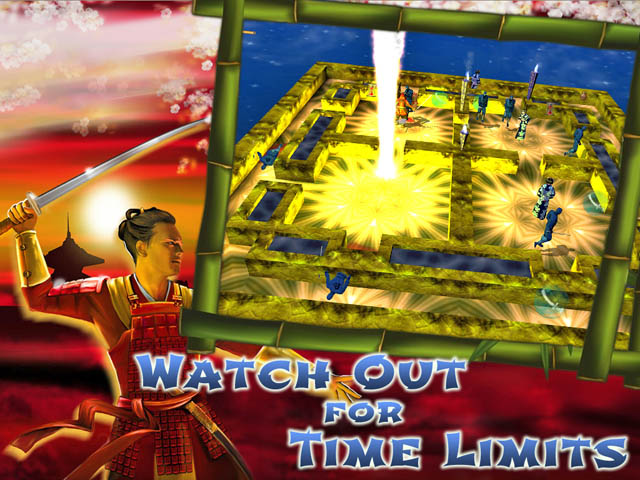 Last Samurai Screenshot and Hint 3. Watch out for Time Limits!