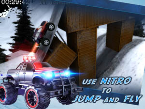 Monster Truck Trials Arctic Screenshot and Hint 1