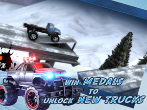 Monster Truck Trials Arctic Screenshot and Hint 3