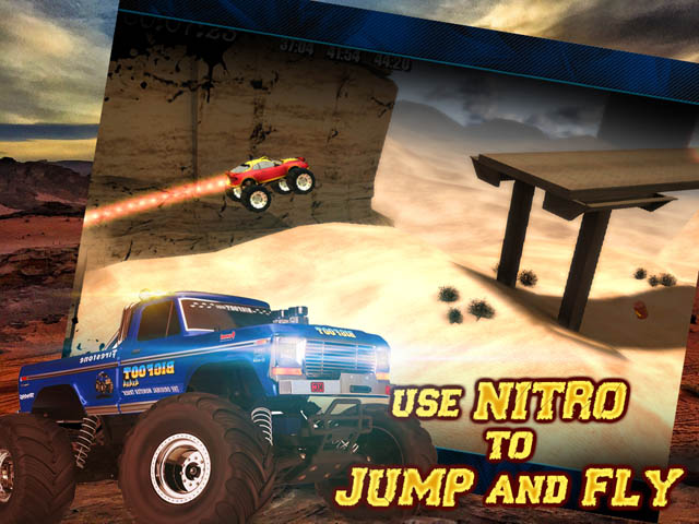 Monster Truck Trials full screenshot