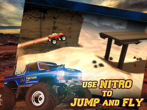 Monster Truck Trials Screenshot and Hint 1