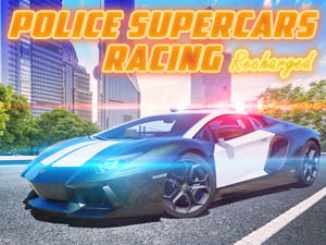 Police Supercars Racing Recharged