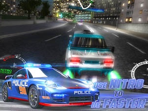Street Racers Vs Police Screenshot 2