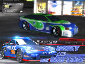 Street Racers Vs Police Screenshot 3