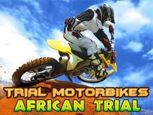 Trial Motorbikes African Trial