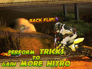 Trial Motorbikes African Trial Screenshot and Hint 2